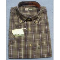 Kockovaná košeľa KR
