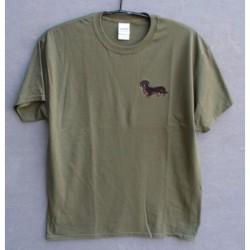 Tričko G - jazvečík 1