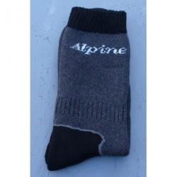 Thermo ponožky šedé