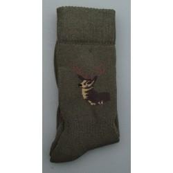 Poľovnícke ponožky froté