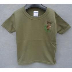 Detské tričko G1- jeleň V